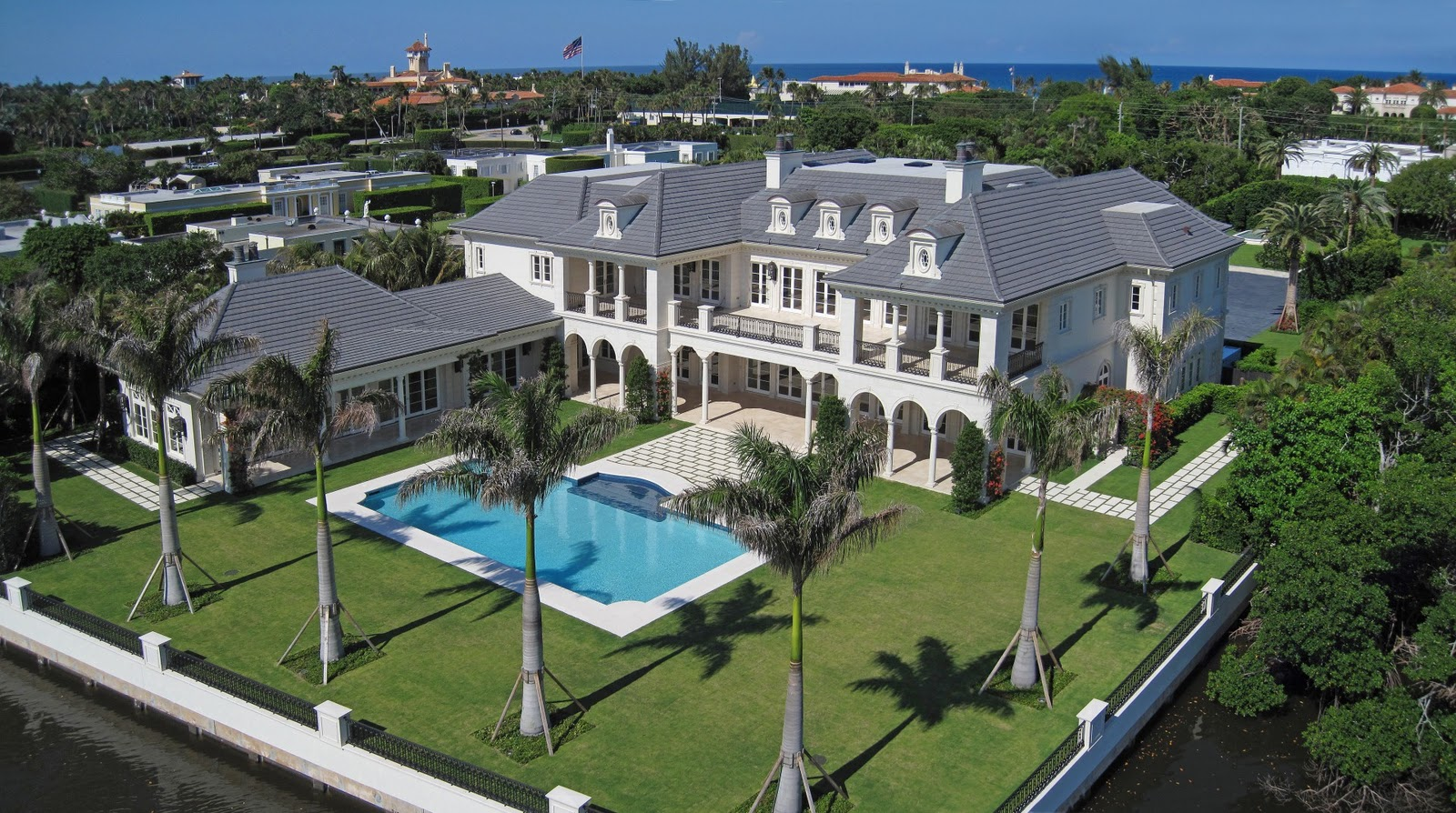 Tours And Photos Of The Biggest Houses In Florida