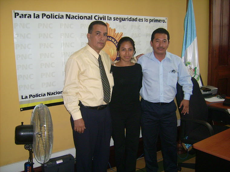 Policia Nacional Civil, República de Guatemala