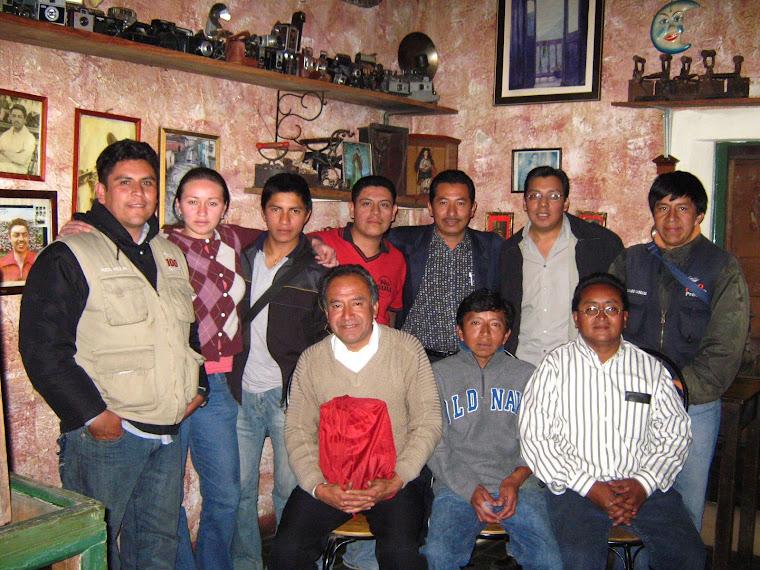 Prensa de Quetzaltenango