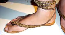 """Enchulado"" de zapatos"