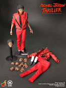 IN STOCK Hot toys Michael Jackson thriller Figure