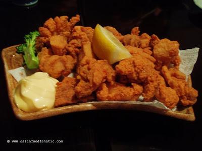 La cuisine Japonaise Tori_kara_age