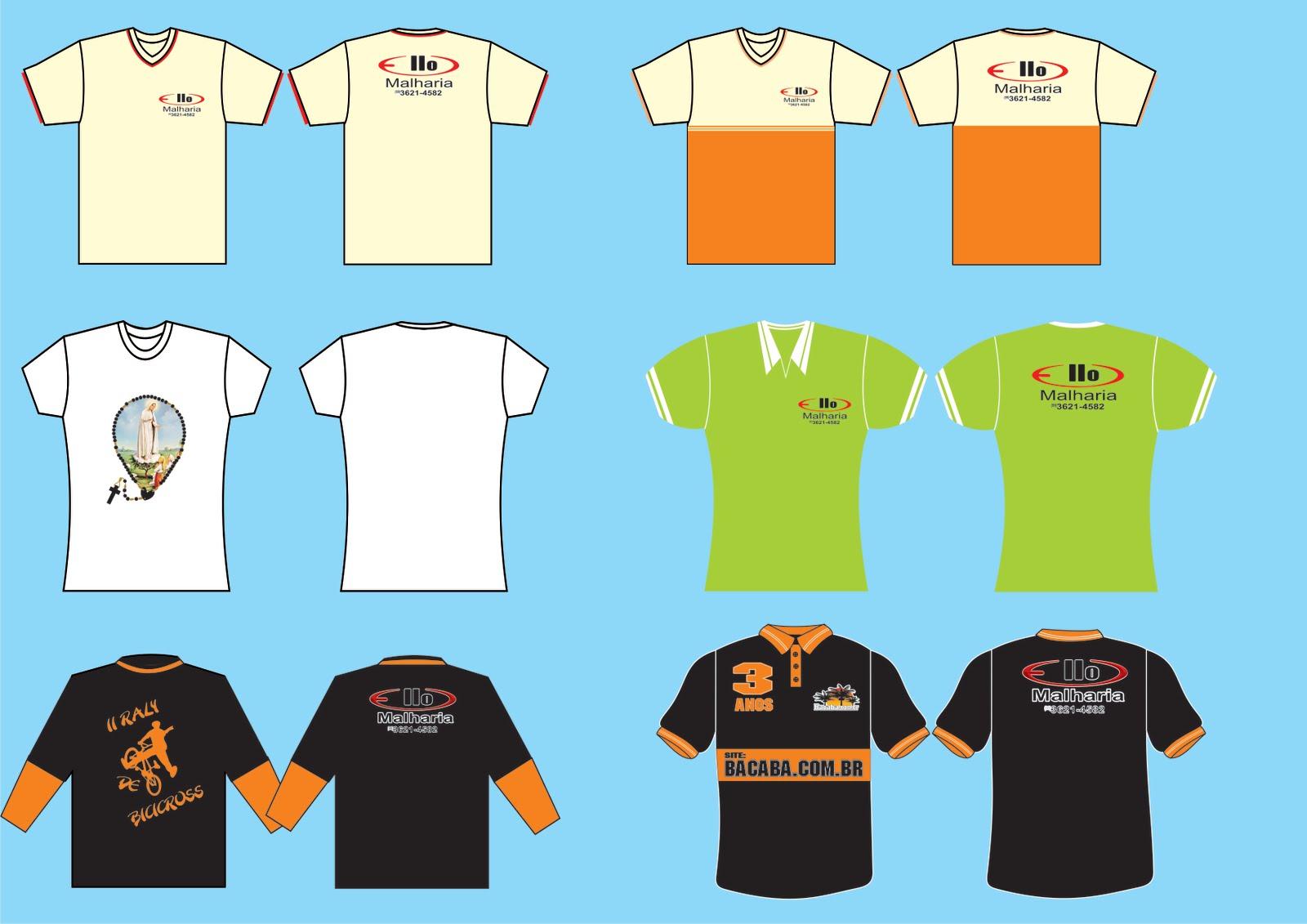 Modelos De Camisas 2010