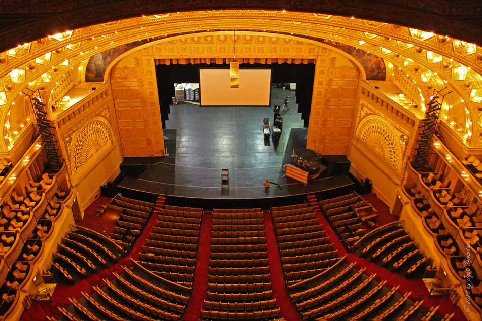 Chicago Architecture Amp Cityscape The Auditorium Theater