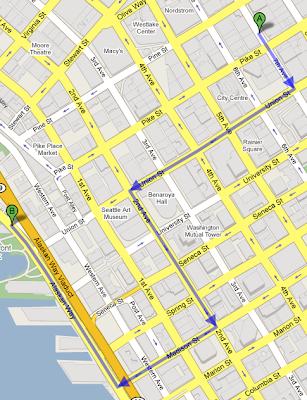Google Lat Long Pound The Pavement - Get walking directions google maps
