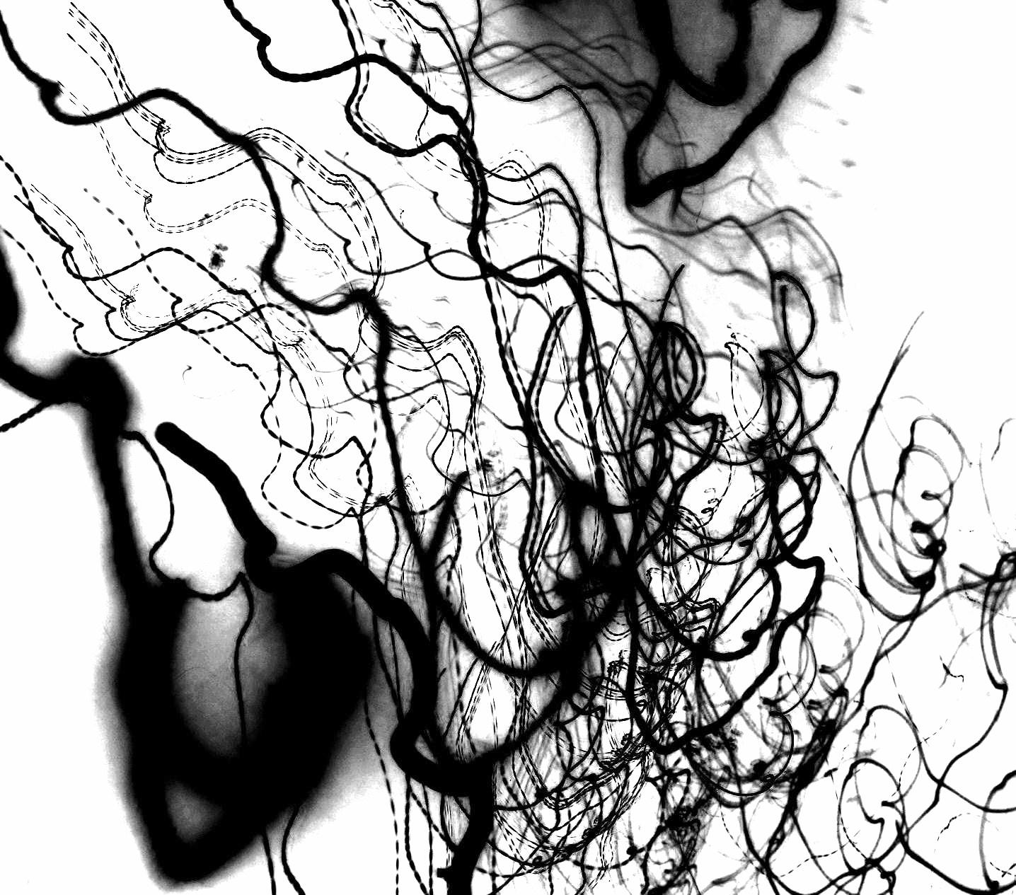 DanzaElArte: Fotografías abstractas en blanco y negro