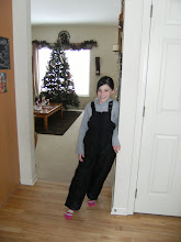 Me in my snow pants!