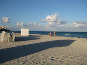 This was my first sight of Miami's South Beach a few weeks ago at the .