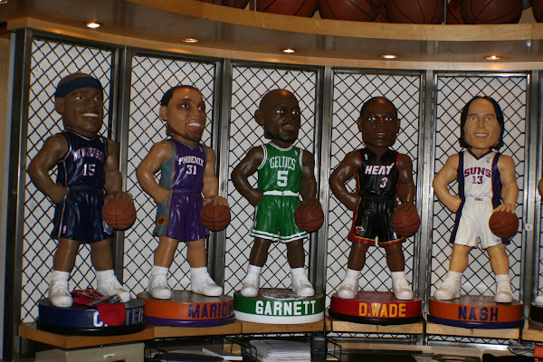 tienda de NBA