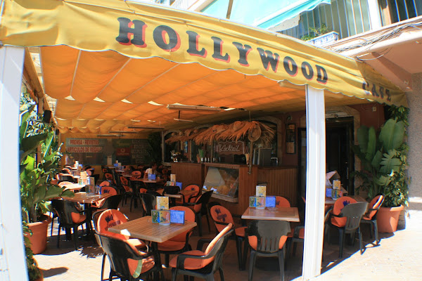 BAR HOLLYWOOD