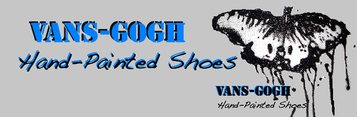 Vans-Gogh: Hand-Painted Shoes