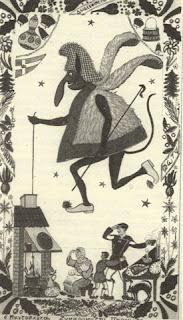 Ο Μαντρακούκος του Γ.Γλιατά. Αερικά-Ξωτικά και Καλικάντζαροι του Θ.Βελλούδιου.