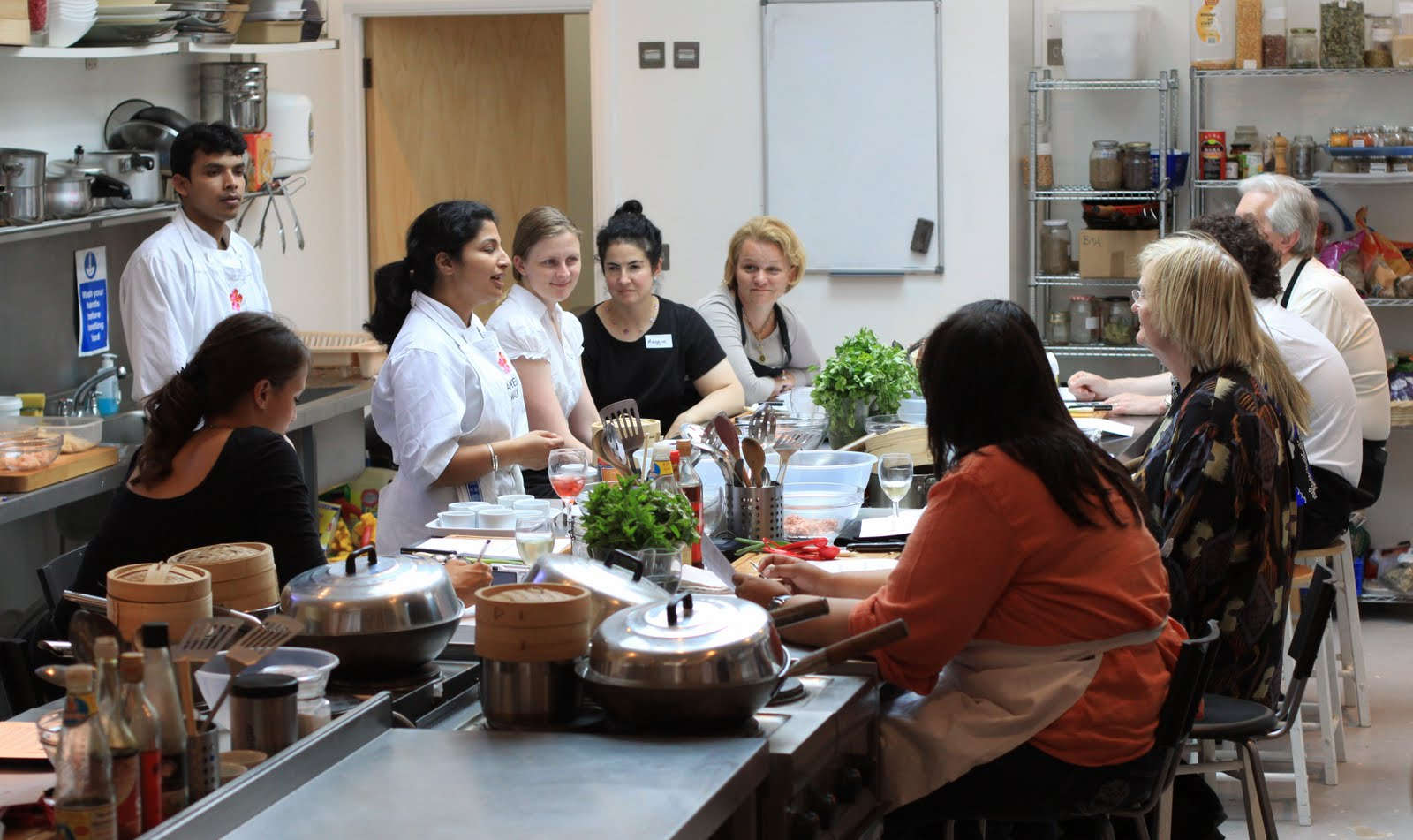 The london foodie london 39 s best cookery schools angela for Academy of oriental cuisine