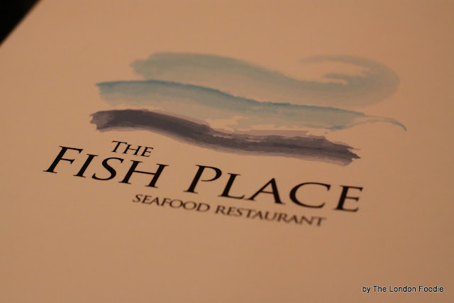 The london foodie london restaurant reviews the fish place for The fish place