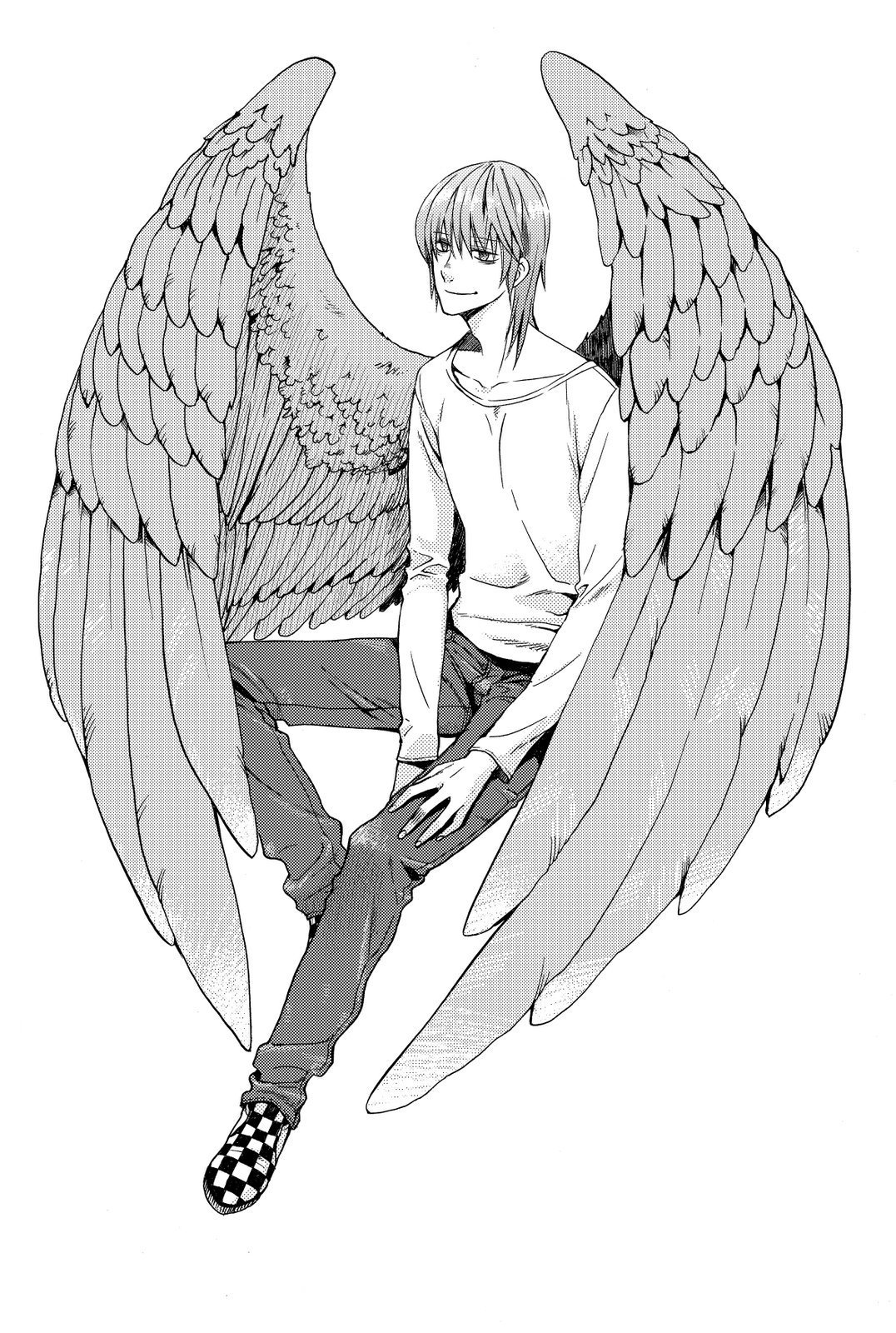 Free coloring pages of maximum ride the flock