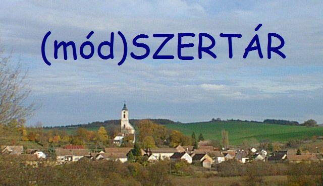 (mód)SZERTÁR