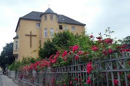 Katholische Kirche  Weida