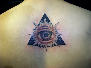 Sin city tattoos all seeing eye for All city tattoo