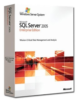 Microsoft SQL Server 2005 Enterprise Edition 32Bit