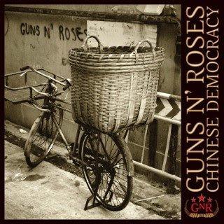 Guns n' Roses - Chinese Democracy 2008