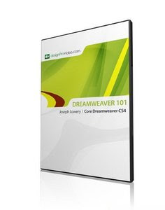 DesignProVideo Dreamweaver CS4 101 Core Dreamweaver CS4