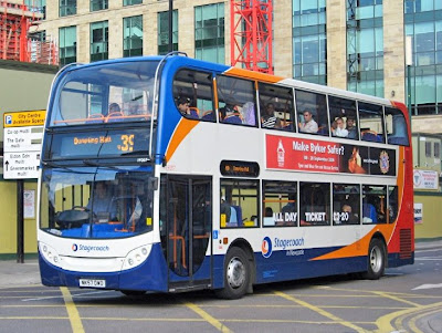 Which bus would you like to see next? MegabusEnviro