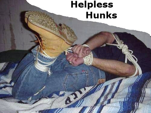 Helpless Hunks