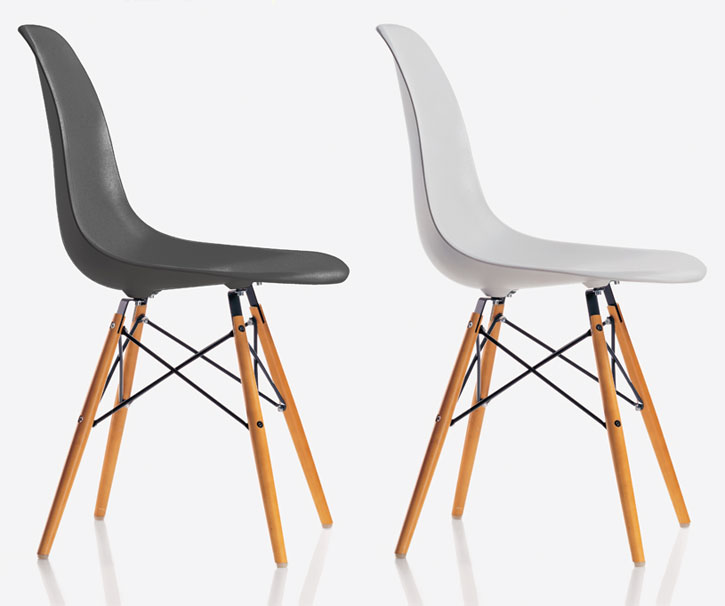 deco eames chairs on pinterest eames chairs eames and. Black Bedroom Furniture Sets. Home Design Ideas