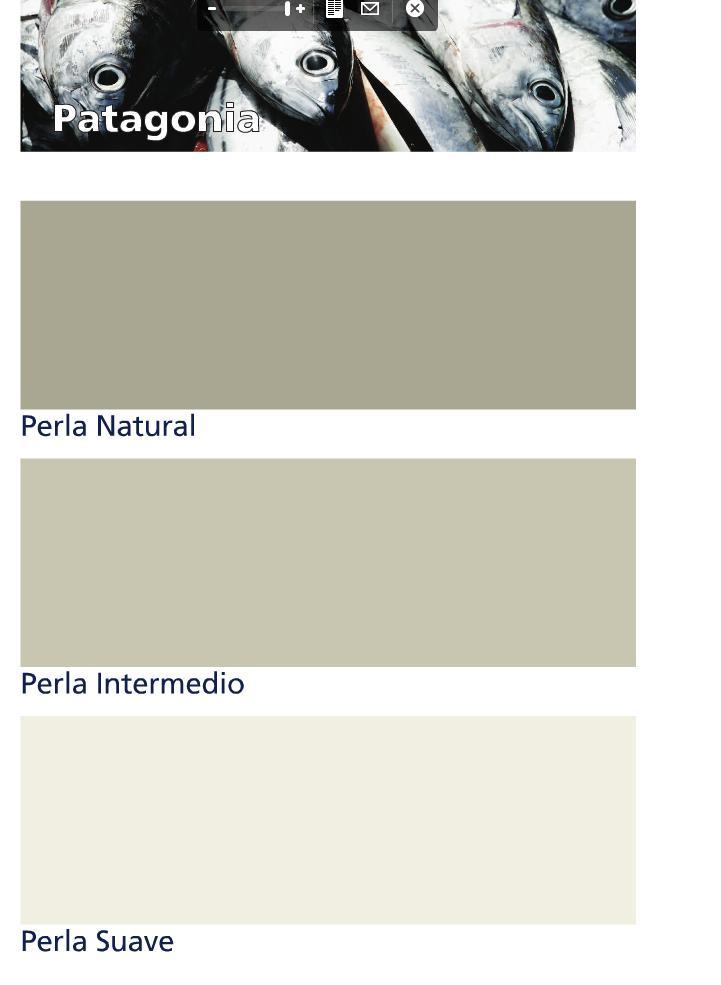 T preguntas gris perla intermedio coleci n patagonia - Gama de colores grises para paredes ...