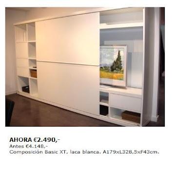 Ofertas de liquidaci n de bo concept - Liquidacion de muebles ikea ...