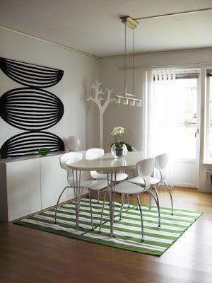 Ikea hack 2 es igual a 1 alfombra el doble de grande - Alfombras grandes ikea ...