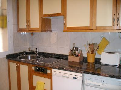 Concurso cocinas 39 09 la cocina de rachel for Racholas cocina