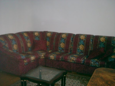 Antes y despu s del sof esquinero de aicul - Fundas sofa esquinero ...