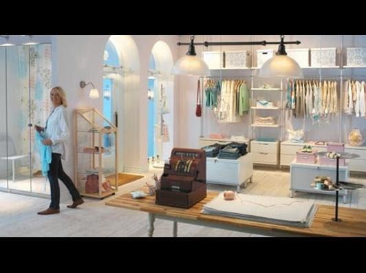 Ideas para decorar y amueblar una tienda de ropa for Decoracion de almacenes de ropa