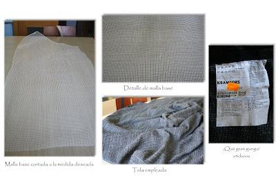 La alfombra de ba o de roc o c mo se hace - Alfombra plastico ikea ...
