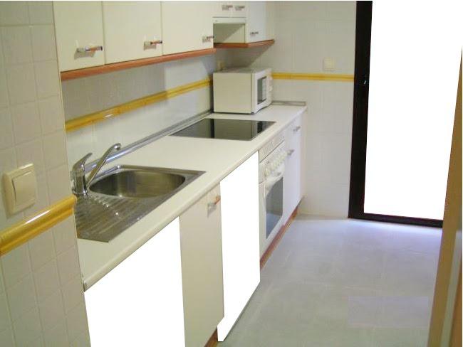 La cocina de ana antes y despu s - Leroy merlin encimeras de cocina ...