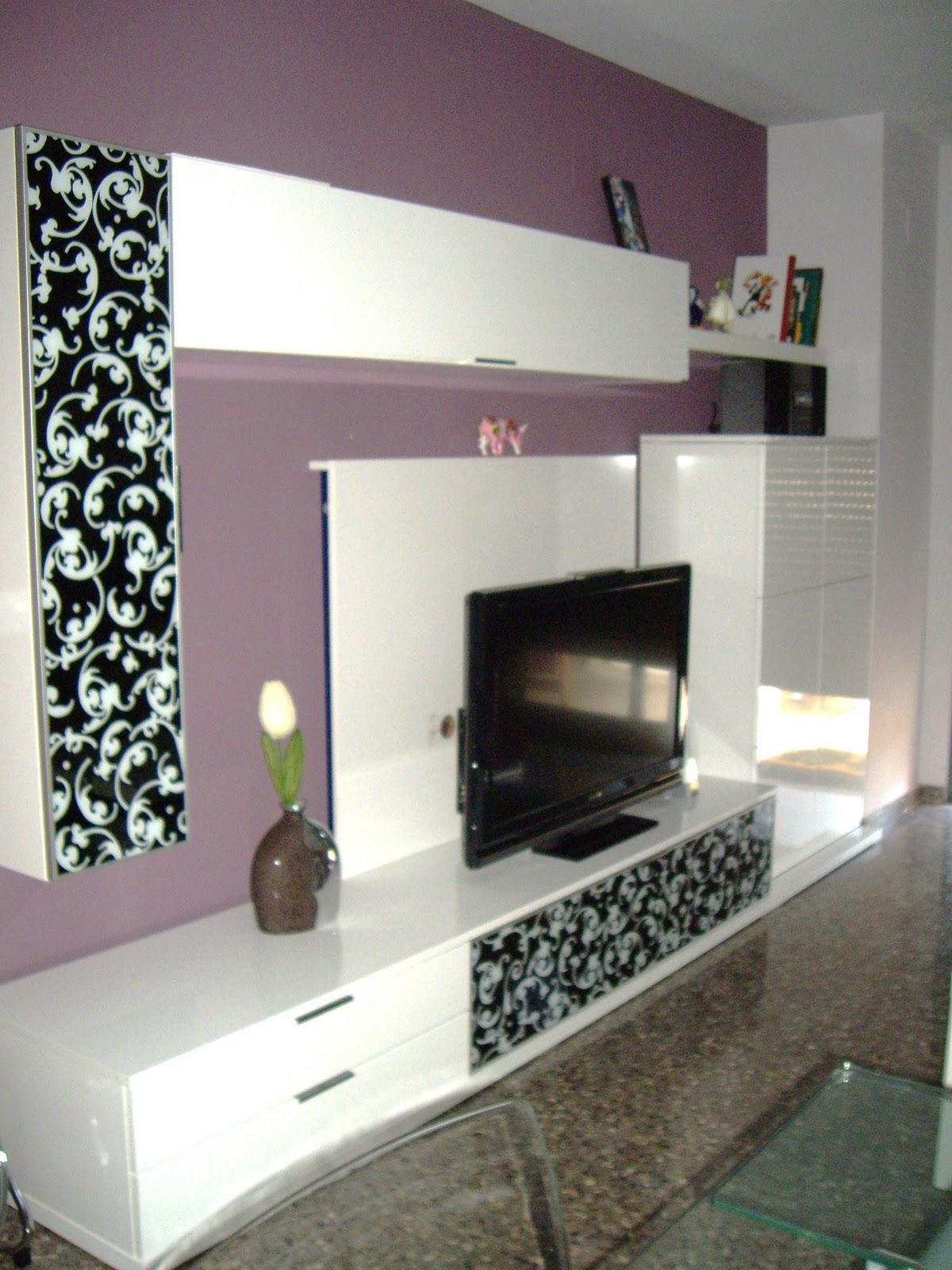 El Color de Nuestras Casas: El Salón de Inés : x4duros.com