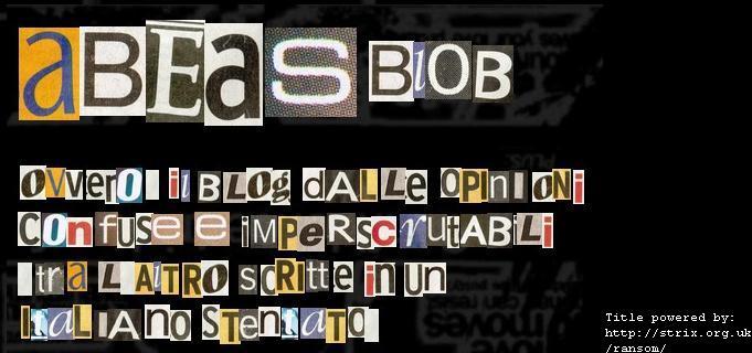 abeaS blob