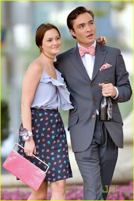 Blake Lively Kiss on Chuck Bass S Outfits Topic  Page 3    Tv Fanatic