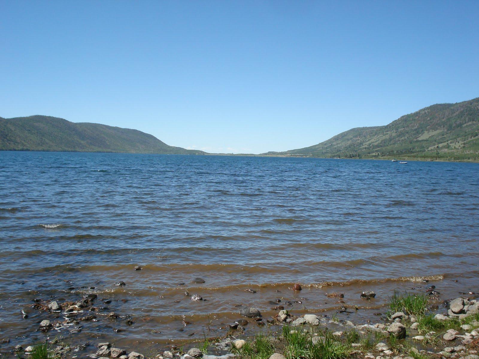 stafford 39 s on the road fish lake utah ForFish Lake Utah