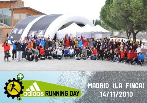 adidas Running Day 'La Finca' (Madrid)