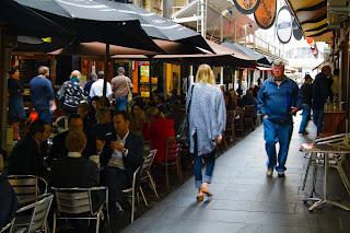 Degraves Street Melbourne, Australia