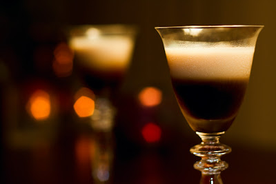 Layered Coffee Liqueur