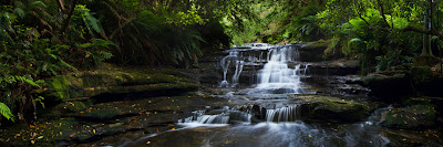 Leura Cascades - Blue Mountains, Australia