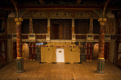 The Globe Theatre - London, England