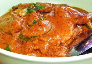Thai-Food-Recipe108: Beef Panang Curry[Panang Neur]