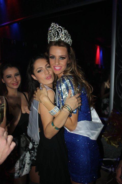 Miss Universe Kosova 2011 Aferdita Dreshaj -The Road to São Paulo