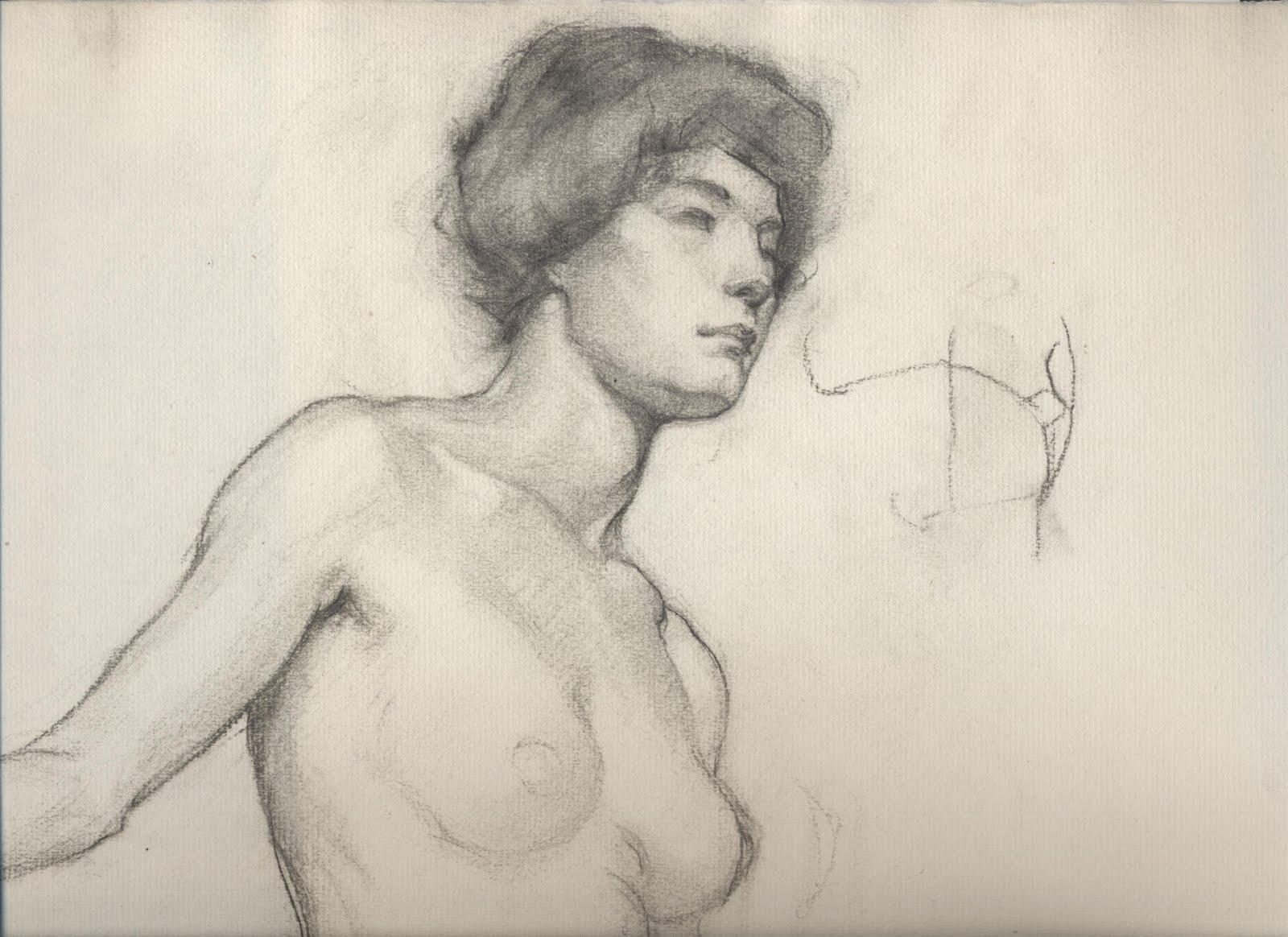 Illustration Art George Bridgman S Art Class
