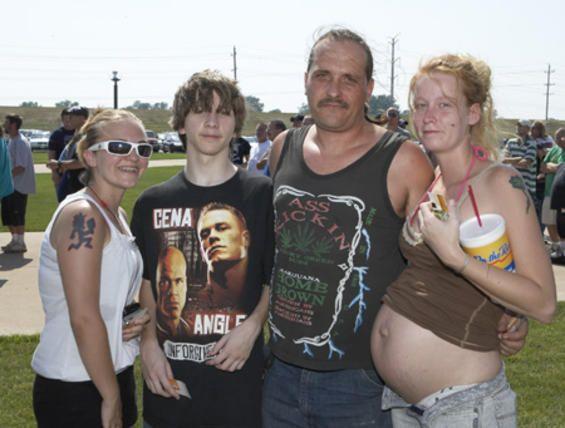 The Thanksgiving Thread! Redneck+family