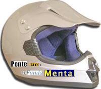 Ponte el casco, es funda mental